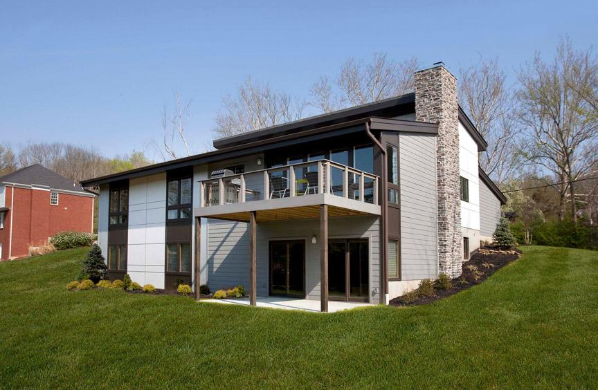 Skl Architecture 8885 Cross St Cincinnati Modern Home Tour