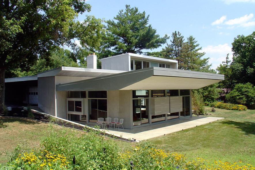 Cincinnati Modern Home Tour
